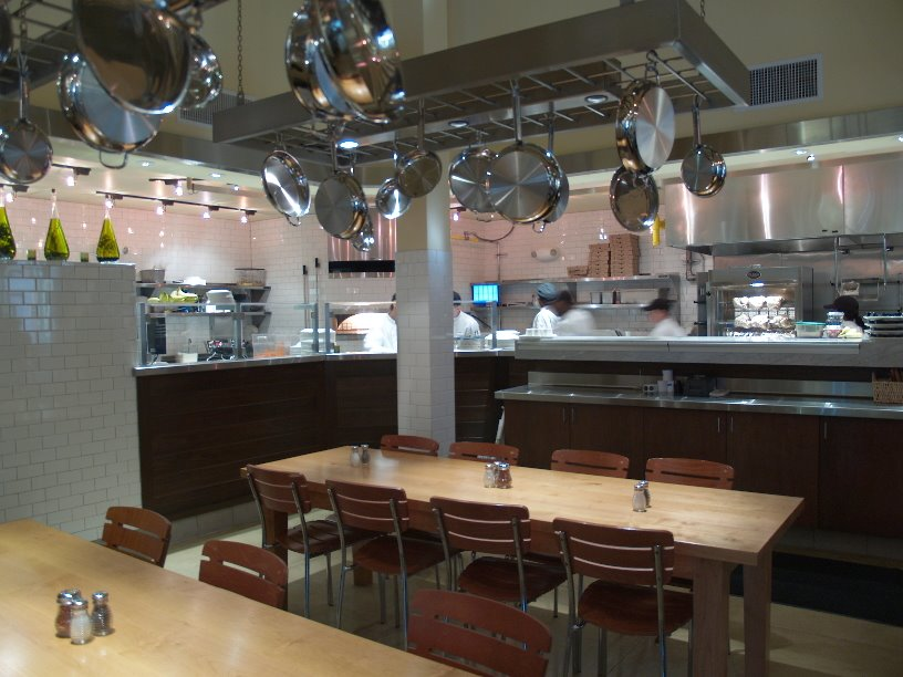 Wolfgang Puck Express restaurant in Walt Disney World